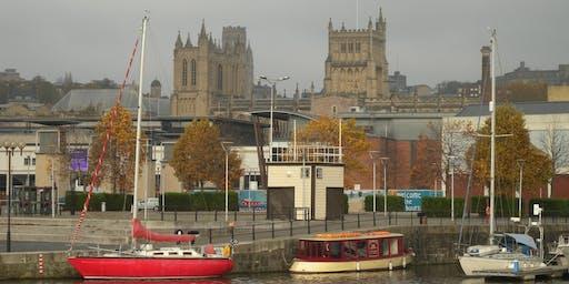 Ian Jelf Walks:  Secrets of Bristol