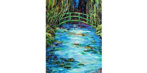 Monet Bridge - Sydney