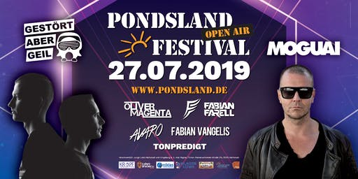 PONDSLAND FESTIVAL