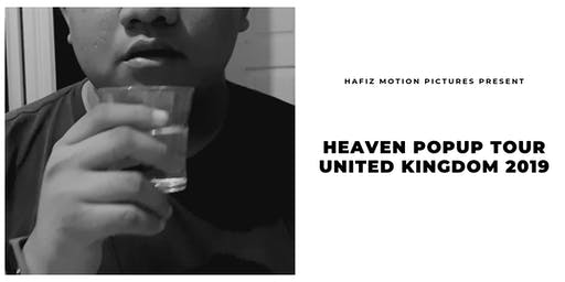 Heaven Popup Tour Birmingham 2019