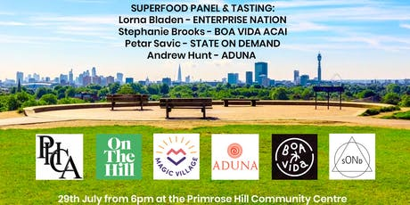 Primrose Hill Superfoods tickets