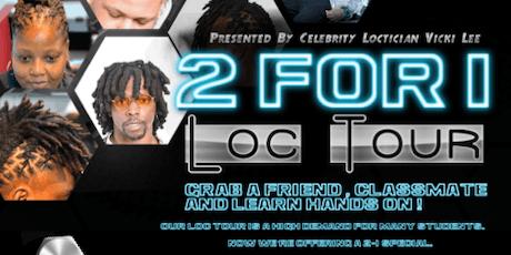 2 For 1 Loc Tour: Nautrallookz tickets