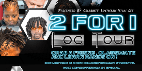 2 For 1 Loc Tour: Nautrallookz