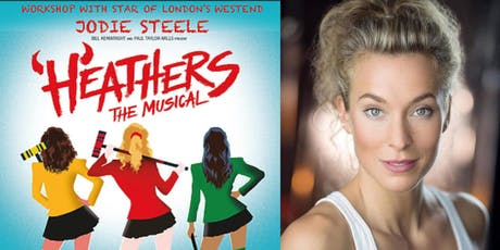 Heathers Workshop With Jodie Steele tickets