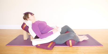Introduction to Restorative Yoga (August) tickets