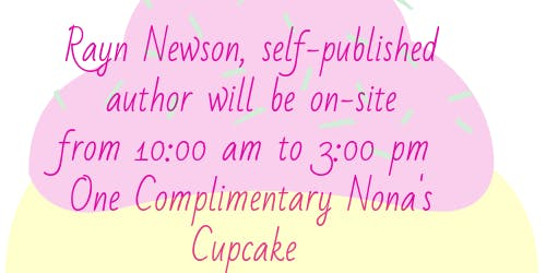 Meet the Author, Rayn Newson