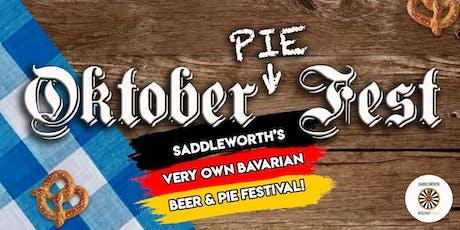 Saddleworth Oktober 'Pie' Fest tickets
