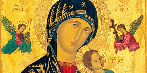 Medieval Art, Icons and Egg Tempera Painting