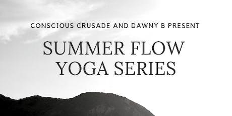 Summer Flow Yoga tickets