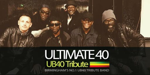 Ultimate 40 - UB40 tribute show