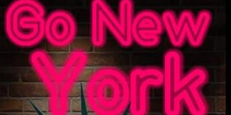 The Go New York Final tickets
