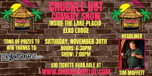 Chuckle Hut Comedy Show - Lake Placid