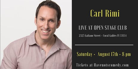 Have-Nots Comedy Presents Carl Rimi  tickets