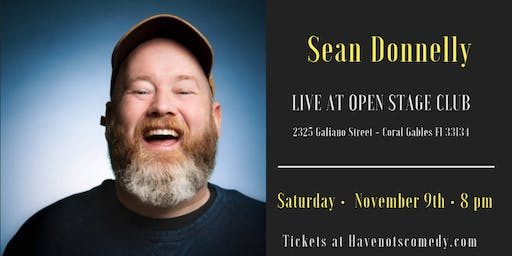 Have-Nots Comedy Presents Sean Donnelly