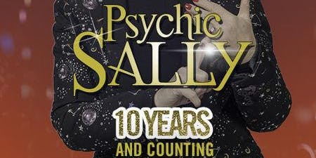 Sally Morgan - Psychic to the Stars - 10 year anniversary