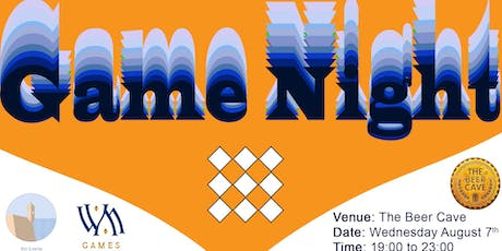 Koi Events' Board Game Night #4 tickets