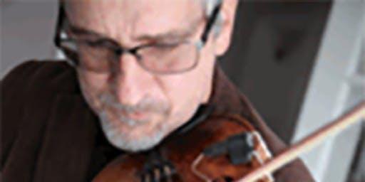 Violinist Tom Bowling