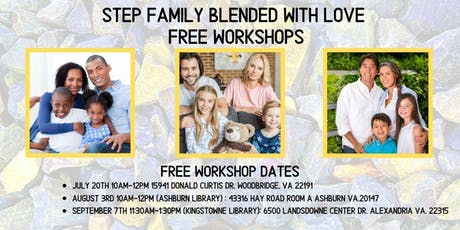 Step Family Blended with Love FREE Workshop tickets