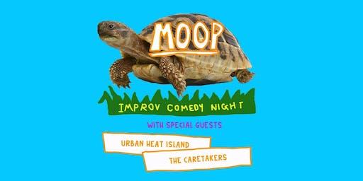 MOOP: Improv Comedy Night