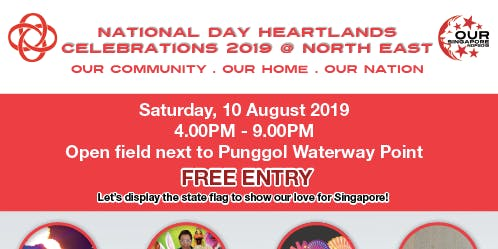 National Day Heartland Celebration 2019 - Event Pack (Pasir Ris East)
