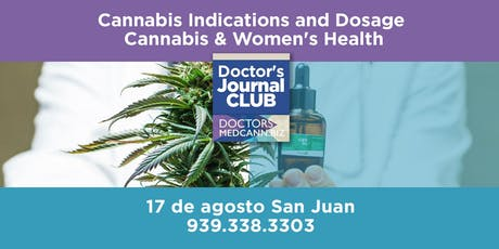 Doctor's Journal Club | 17 agosto 2019 | SAN JUAN tickets