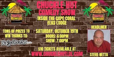 Chuckle Hut Comedy Show - Cape Coral