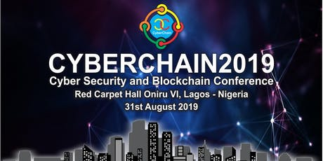 CyberChain2019 tickets
