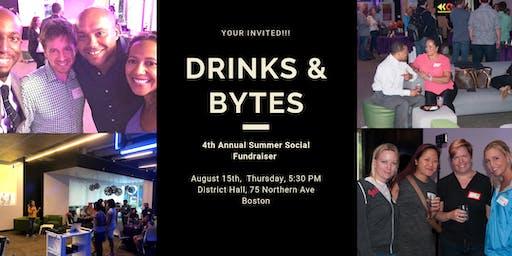 Drinks & Bytes 2019: KodeConnect's 4th Annual Fundraiser Social