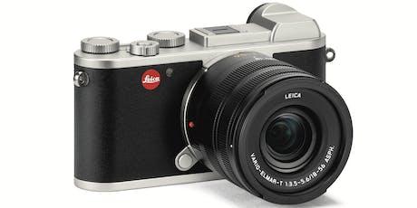 Leica CL - Große Träume. Kleines Gepäck.- 2.8.2019 Tickets