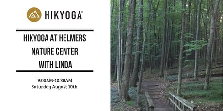 Hikyoga at Helmer Nature Center with Linda tickets