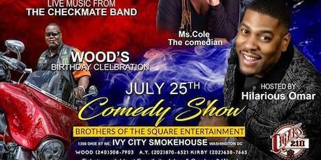 Jokes & Smokes & Danyelle tickets