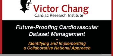 VCCRI Future-proofing Cardiovascular Dataset Management