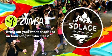 Zumba @ Solace Brewing tickets