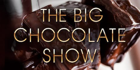 The Big Chocolate Show 2019 tickets