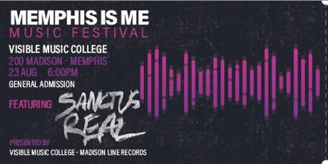 Sanctus Real @ Memphis is Me tickets