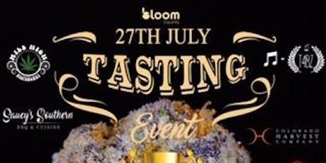 Bloom County Bud Tasting tickets