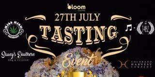 Bloom County Bud Tasting