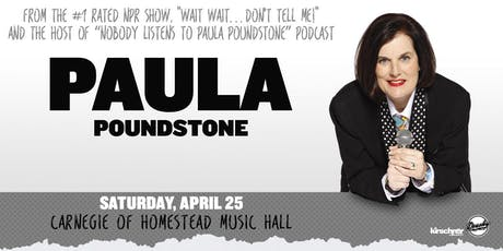 Paula Poundstone tickets