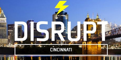 DisruptHR Cincinnati 7.0 tickets