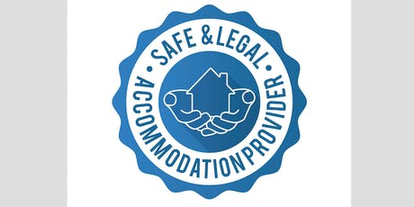 Safe and Legal Fund-Raising Dinner tickets