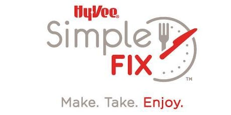 Simple Fix Freezer Meals (Carry-Out) tickets