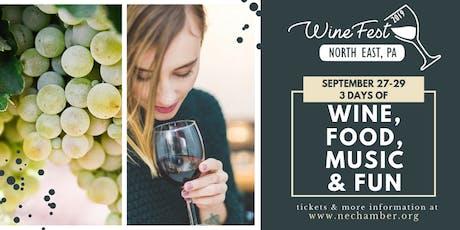 Erie Wine Fest tickets