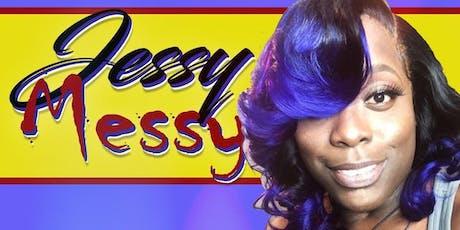 Jessy Messy Birthday Roast tickets