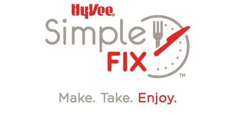 Simple Fix Freezer Meal Class tickets