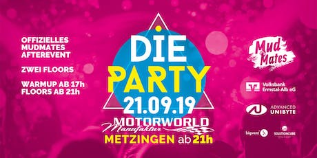 Die Party Tickets