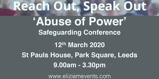 Reach Out, Speak Out 2020 - Abuse of Power