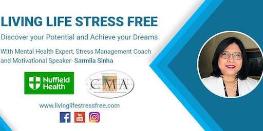Stress Management Workshop.