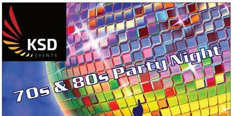 70s & 80s Party Night tickets
