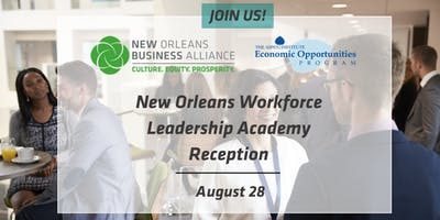 New Orleans Workforce Leadership Academy Reception