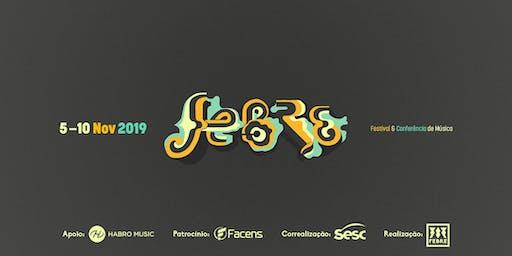 Febre: Festival & Conferência de Música 2019